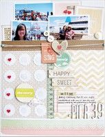 A Project by magnette from our Scrapbooking Gallery originally submitted 03/25/13 at 08:02 AM