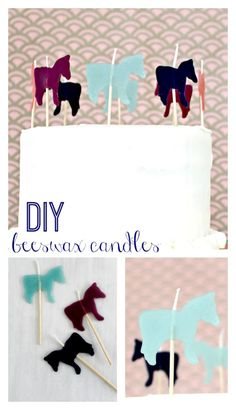 HGTV Crafternoon: DIY Custom Beeswax Candles (http://blog.hgtv.com/design/2014/05/27/diy-custom-beeswax-birthday-candles/?soc=pinterest)