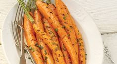 Grilled Carrots Recipe from Weber's Charcoal Grilling™ by Jamie Purviance