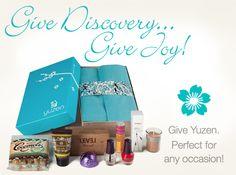 Yuzen Men's Box -- Beauty Box for Men
