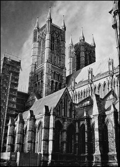 Lincoln Cathedral, Lincolnshire, England
