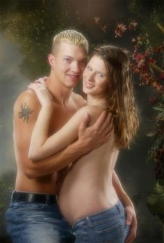 Engagement Photo.  Absolutely disgusting!