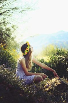 """""""get over your hill and see what you find there with grace in your heart and flowers in your hair"""" -mumford and sons"""