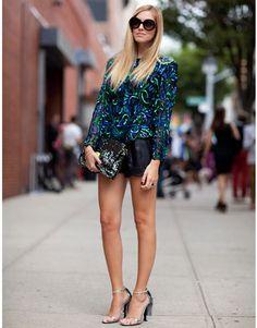 Street Style NY fashion week