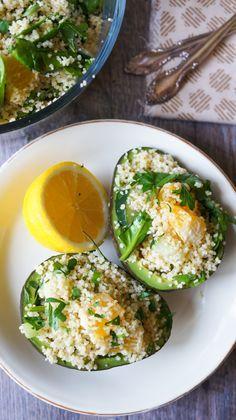 Couscous Salad in Av
