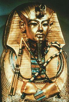 King Tut innermost coffin