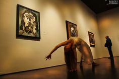 Museum Yoga