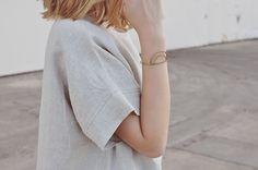 bangl, bracelet doré