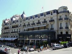 Hotel de Paris, Monaco