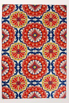 mexican tile pattern