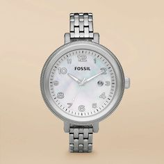 FOSSIL® Watch Collections Bridgette :Women Bridgette Stainless Steel Watch AM4305