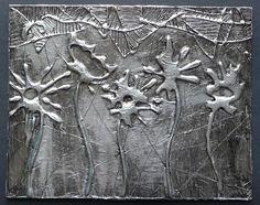 Foil and glue art  Gloucestershire Resource Centre  http://www.grcltd.org/scrapstore/