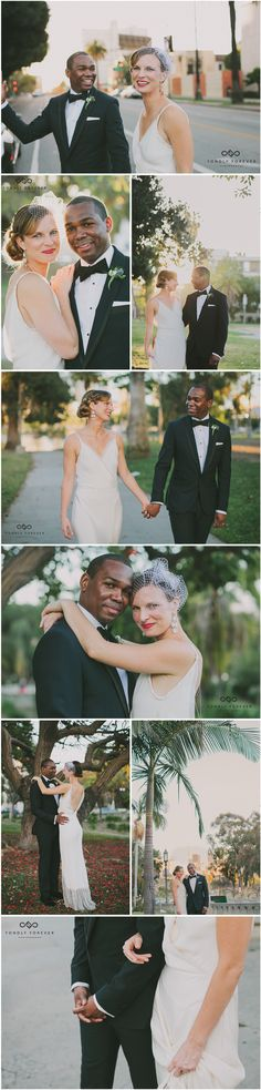 Emily + Darnell's Carondelet House Los Angeles Wedding copy