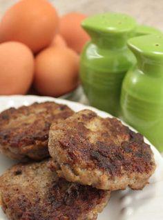 Gluten-Free Chicken BreakfastSausage - Lexie's Kitchen   Gluten-Free Dairy-Free Egg-Free -