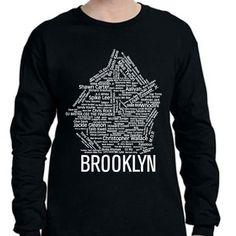 Brooklyn Celebrity Womens T-Shirt - Everything Brooklyn