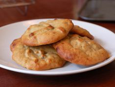 The GI Diet - Low Fat, Low GI Banana and Nut Cookies