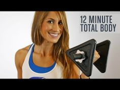 12 Minute Total Body - YouTube