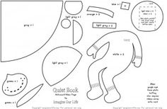 preschool astronaut pattern - photo #17