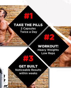 HGH for every guy to bulk up!