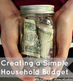 Show Me the Money – Building a Budget