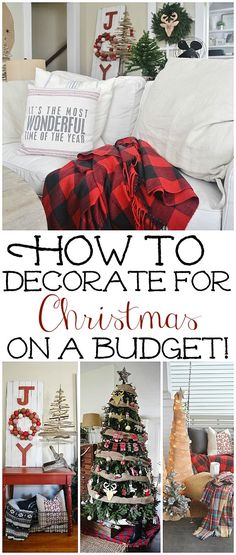 How to decorate for