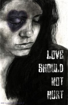 This poster was done for a domestic violence center in New Britain, Connecticut, USA. Prudence Crandall is a non-profit shelter for battered women, men, and children. They have been using this poster in their facility - http://www.prudencecrandall.org/ - 24 Hour Hotline TOLL FREE IN CONNECTICUT  (888) 774-2900 - Domestic Violence 24 Hour Hotline (860) 225-6357 - Feminicide, Woman Rights, Women Rights, Stop Violence Against Women, Domestic Violence
