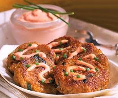Homemade crab cake appetizers will be the hit at summer parties or holiday entertaining.