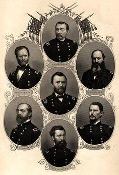 Union generals of the American Civil War