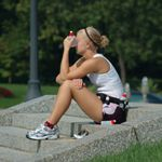 Tips on staying motivated when training for marathons.