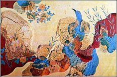 Minoan Frescos