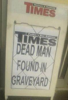 funny headlines | funny news headlines (26)