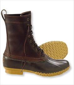 ll bean maine hunting shoe