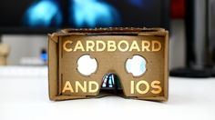 Makeshift Apple VR headset: How to use Google Cardboard with an iPhone (Video)