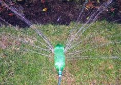 2 Liter Bottle Sprinkler