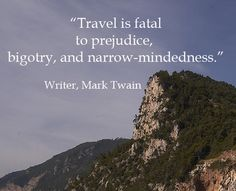 Image of Portovenere, Byron's Grotto, Italy; So true! quotes to inspire, heart, florence, learning quotes, path, earth, travel, feelings, mark twain