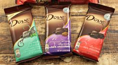 This Mother's Day, #SharetheDove with a DOVE Mother's Day Spa Gift Basket and your favorite DOVE dark chocolate. I have a few recommendations!