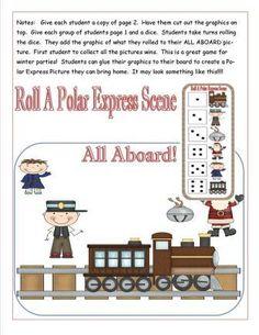 Fun Polar Express day activities