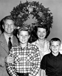 Adventures of Ozzie and Harriet adventur, typic american, ozzi, american famili, memories 1950s nelson, families, harriet, nelson famili, 1950s television
