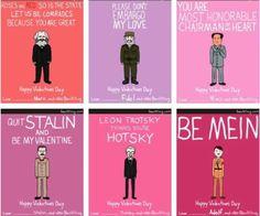 """""""Leon Trotsky thinks you're HOTSKY."""""""