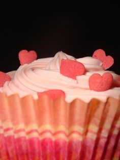 birthday cupcakes, pretti cupcak