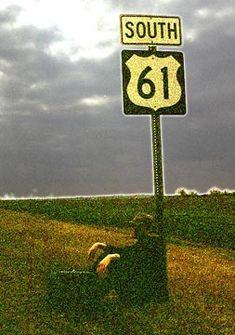 Highway 61, Mississippi Delta