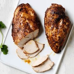 Recipe for Fitness: Champion Performance Recipe of the Week - Tender Blackened Chicken. EASY, clean eating recipe!