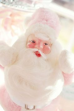 Mr.Pink Santa