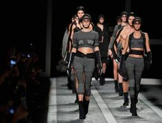 Relive Alexander Wang x H&M's epic, sports-themed collaboration party