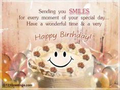 Happy birthday sister You Tube link very cute! Birthday Parti, Birthday Sister, Happy Birthdays, Happi Birthday