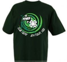 The Power of 4-H - 4-H Club Design SP2687