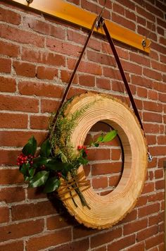 """Wreath by Emerick Architects A designers' interpretations of the concept of a """"wreath."""""""