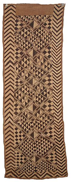 kuba textile art