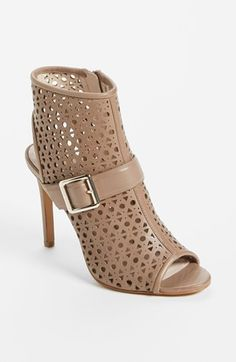 Vince Camuto 'Kaleen' Leather Bootie available at #Nordstrom