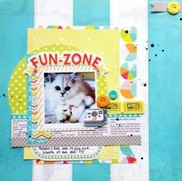 A Project by bronte10 from our Scrapbooking Gallery originally submitted 05/04/13 at 09:23 PM